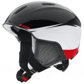 Alpina - Carat LX Helm black white red