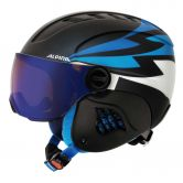 Alpina - Carat Le Visor HM Helm nightblue denim matt