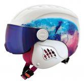 Alpina - Carat Le Visor HM helmet periwinkle matt