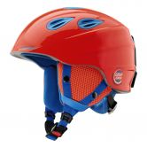 Alpina - Grap 2.0 Junior Helm neon red