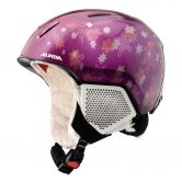 Alpina - Carat LX Helm purple star
