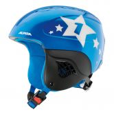 Alpina - Carat helmet blue star