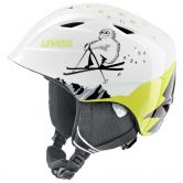 Uvex - Airwing 2 Helm Kinder green yeti