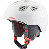 Alpina - Grap 2.0 JR Kinder white flamingo