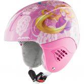 Alpina - Carat Set Disney Helmet + Goggle Kids disney rapunzel