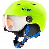 Uvex - Junior Visor Pro neon yellow mat