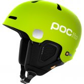 Poc Sports - Pocito Fornix Helm Kinder flourecent lime green