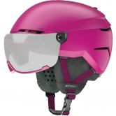 Atomic - Savor Visor JR Helm Kinder pink