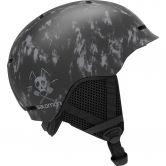 Salomon - Grom Helmet Kids black tie&dye