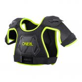 O'Neal - Peewee Chest Guard neon yellow