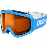Poc Sports - Iris Skibrille Kinder fluorecent blue