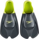 Speedo - Training Fin oxid grey lime punch