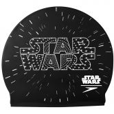 Speedo - Star Wars Junior Slogan Cap Kids black white