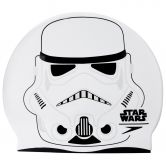 Speedo - Stormtrooper Junior Slogan Cap Kids white charcoal black
