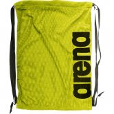 Arena - Fast Mesh Bag fluo yellow black