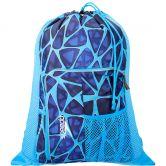 Speedo - Deluxe Vent Mesh Bag cage blue