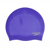 Speedo - Moulded Silicone Cap Unisex ultra violet