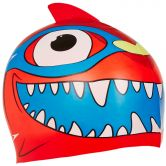 Speedo - Sea Squad Character Cap Kids lava red