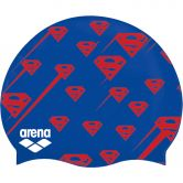 Arena - Super Hero Swim Cap Kids superman
