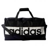 adidas - Linear Performance Teambag M black white