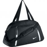Nike - Auralux Solid Club Trainingstasche Damen black white