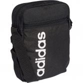 adidas - Linear Core Organizer Bag black white