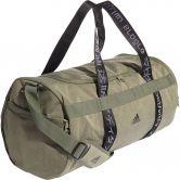 adidas - 4ATHLTS Duffel Bag M legacy green black