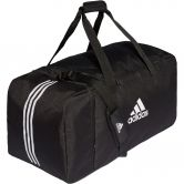 adidas - Tiro Duffel Bag L black white