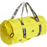 adidas - 4ATHLTS Sporttasche M shock yellow white black