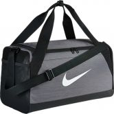 Nike - Brasilia Small Trainingstasche Unisex grey
