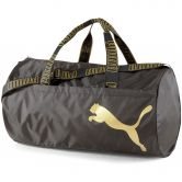 Puma - AT ESS Barrel Sporttasche puma black metallic gold