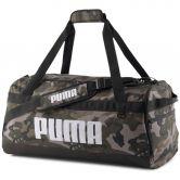 Puma - Challenger Duffel Bag M forest night camo aop