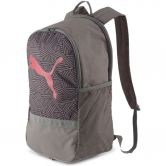 Puma - Beta Backpack castlerock bright rose