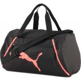 Puma - AT ESS Barrel Sporttasche puma black nrgy peach