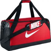 Nike - Brasilia Medium Sporttasche university red white