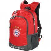 FC Bayern - Backpack FC Bayern red