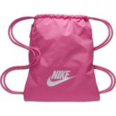 Nike - Heritage 2.0 Gym Sack Unisex china rose