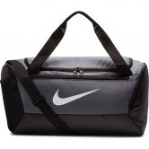 Nike - Brasilia Trainingstasche Small 9.0 flint grey black white