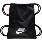Nike - Heritage 2.0 Gym Sack Unisex black white