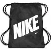 Nike - AOP Turnbeutel Kinder schwarz weiß