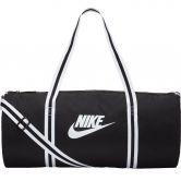 Nike - Heritage Sporttasche schwarz weiß