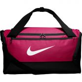 Nike - Brasilia Trainingstasche Small 9.0 rush pink black white