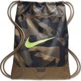 Nike - Brasilia Sportbeutel 9.0 AOP SP20 khaki ghost green
