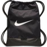 Nike - Brasilia Sportbeutel 9.0 schwarz weiß
