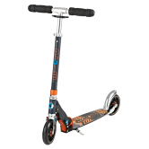 Micro - Speed+ Scooter schwarz orange