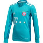 adidas - FC Bayern Goalkeeper Jersey 20/21 Boys lab green