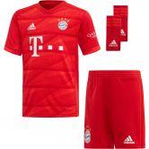 adidas - FC Bayern Home Mini Kit 19/20 Kinder fcb true red
