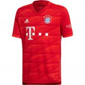 adidas - FC Bayern Home Jersey 19/20 Kids fcb true red