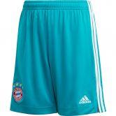 adidas - FC Bayern Goalkeeper Shorts 20/21 Boys lab green