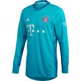 adidas - FC Bayern Goalkeeper Jersey 20/21 Men lab green white